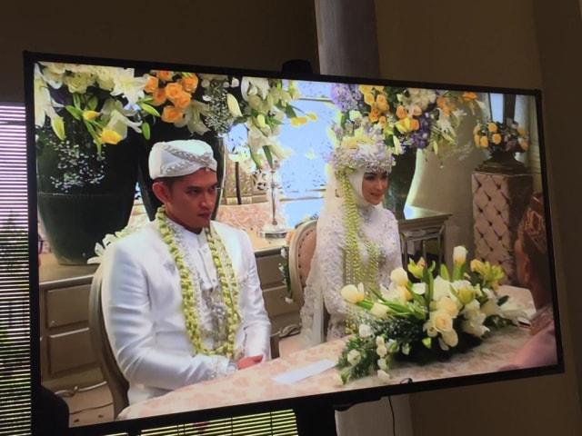 Citra Kirana dan Rezky Aditya Resmi Menikah (291787)