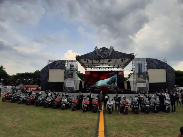 otomotif, honda, honda bikers day, HBD, AHM