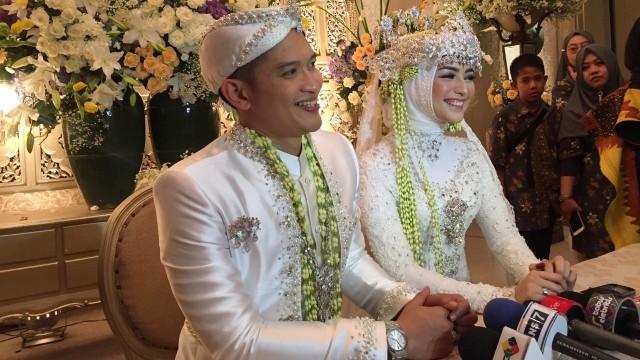 5 Hal Menarik dari Pernikahan Rezky Aditya dan Citra Kirana (58311)