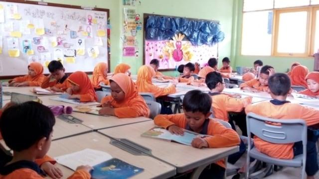 Biaya Masuk Sekolah Dasar Swasta di Jagakarsa Tahun Ajaran 2020 - 2021 (225891)