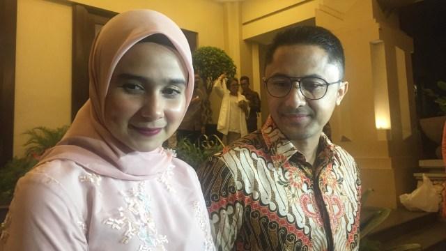 Sonya Fatmala dan Hengky Kurniawan