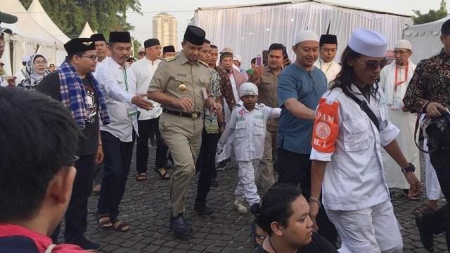 Anies Hadiri Reuni 212: Selamat Datang Gubernur Indonesia (136718)