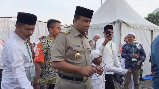 Anies Hadiri Reuni 212: Selamat Datang Gubernur Indonesia (136717)