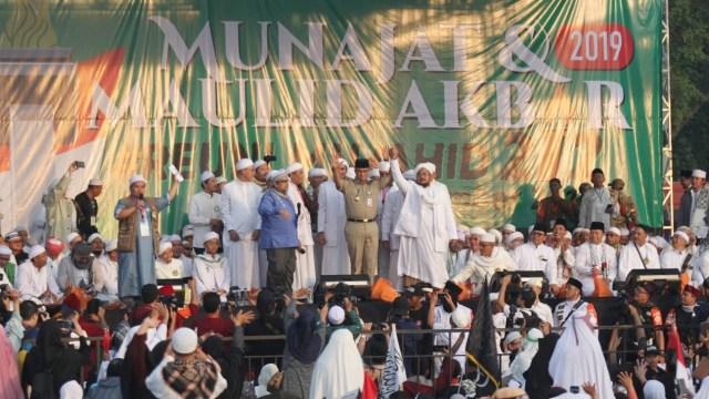 Median: Pendukung 212 Dukung Anies Baswedan Jadi Capres (98646)