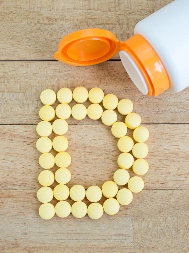 Ciri-ciri Bayi Kekurangan Vitamin D (98939)