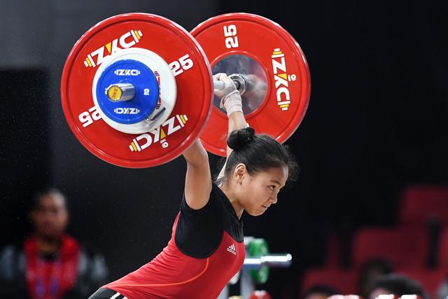 RI Disebut Potensi Raih 4 Medali di Awal Olimpiade 2020, Siapa Saja? (79292)