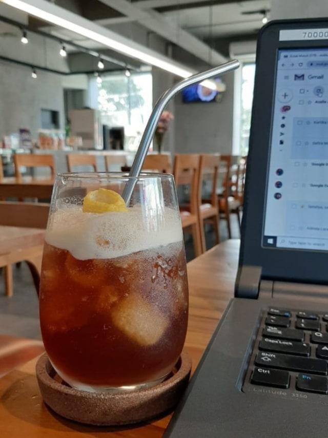 RBoJ Coffee.