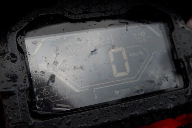 Panel instrumen Honda ADV150