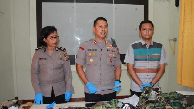 Polisi Tetapkan 20 Orang Simpatisan TPN-PB Tersangka Dugaan Makar (214414)