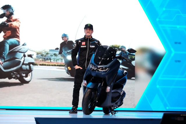 Otomotif, Yamaha, NMax 155, motor baru 2019