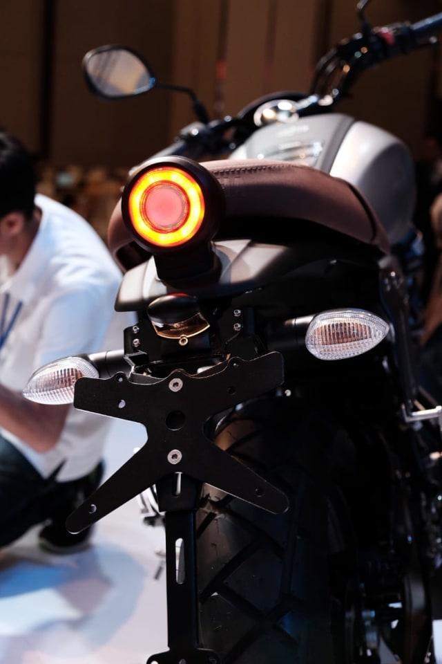 Otomotif, Yamaha XSR 155, Yamaha, motor baru 2019