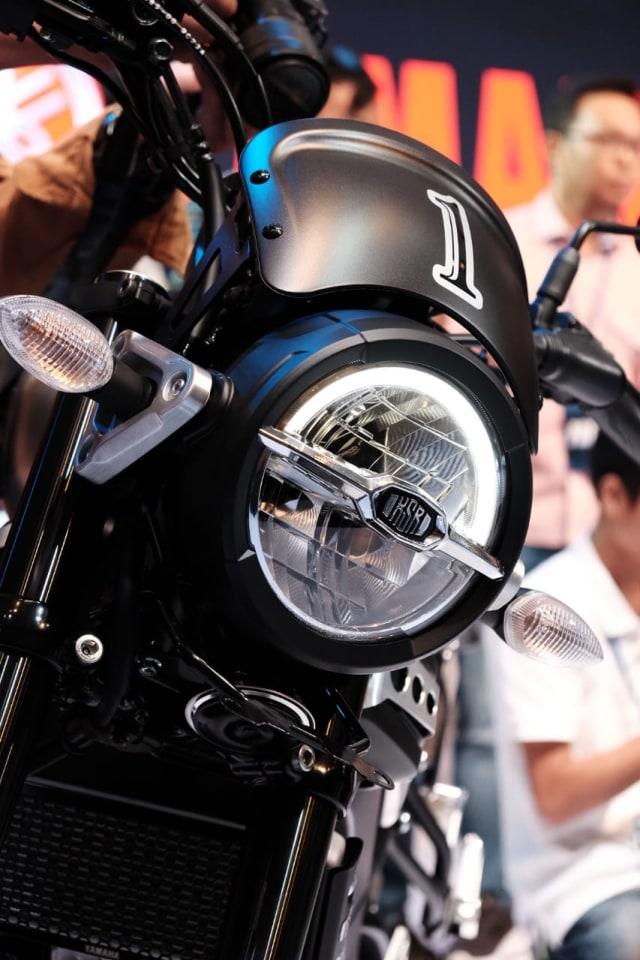 Ini Rincian Aksesori Resmi Yamaha Xsr 155 Kumparan Com