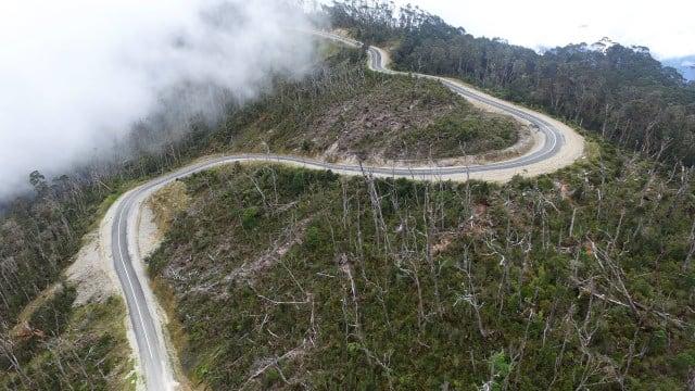 Pekerjaan Jalan Trans Papua Sudah Mencapai 97 Persen (254468)