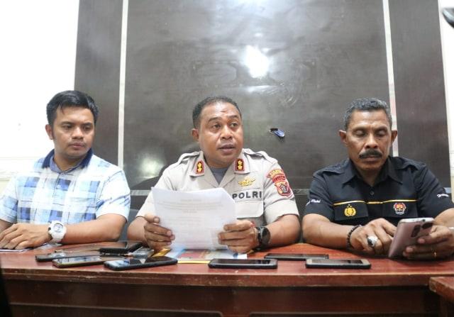 4 Orang Pembawa Bendera Bintang Kejora di Gereja Jayapura Tak Ditahan (26597)
