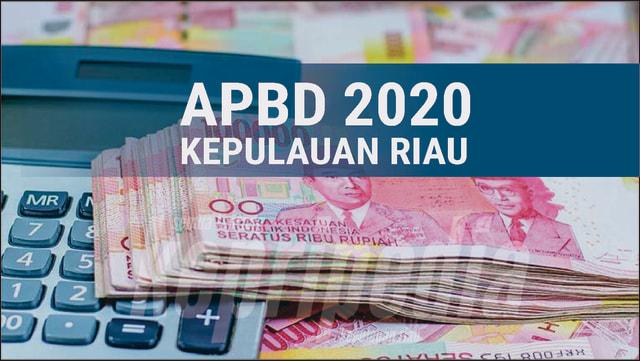 Infografis: APBD 2020 se-Kepulauan Riau (78347)
