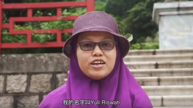 TKW Penulis Aksi Demonstrasi Dideportasi dari Hong Kong (252111)