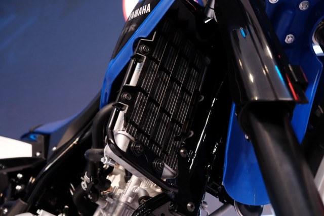 Alasan Teknis Mengapa Posisi Knalpot Yamaha WR 155 R Ada di Sebelah Kiri (88675)