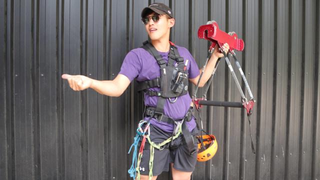 Taklukkan Fobia demi Ziplining Tertinggi, Terpanjang di Selandia Baru (224749)
