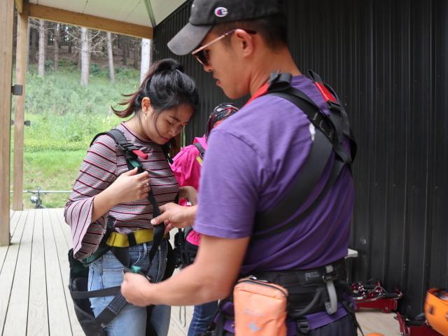 Taklukkan Fobia demi Ziplining Tertinggi, Terpanjang di Selandia Baru (224750)