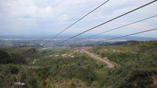 Taklukkan Fobia demi Ziplining Tertinggi, Terpanjang di Selandia Baru (224753)