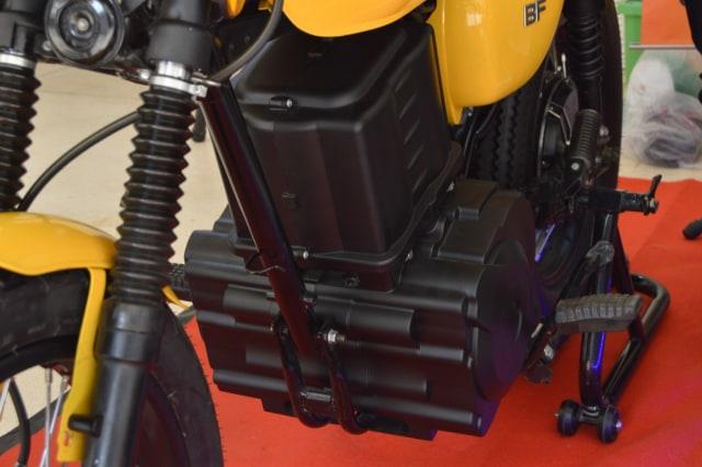 Otomotif, IIMS 2019, Motobike Expo, Motor listrik, retro