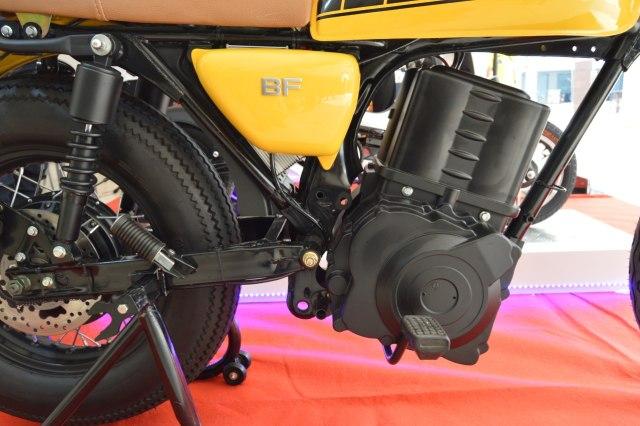 otomotif, motor listrik, IIMS 2019, Motobike Expo 2019