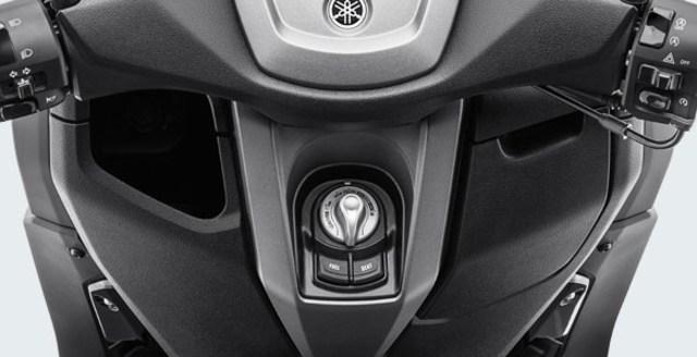 Smart Key System, Keyless pada All New Yamaha NMax