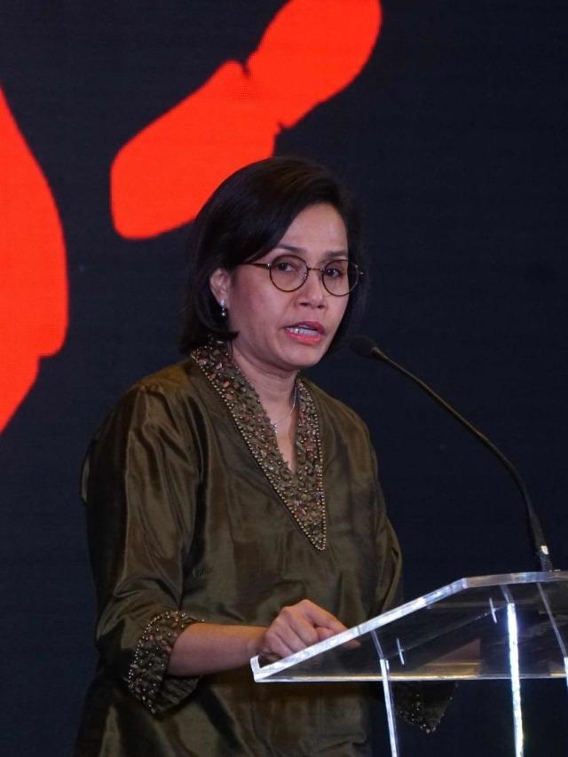 Sri Mulyani Jengkel, Ada Kepala KPP Jadi Ketua Mafia Pajak (40424)