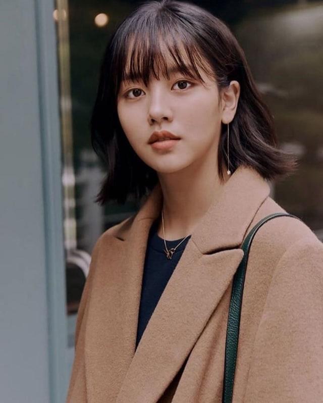 Aktris Kim So Hyun