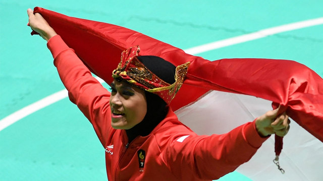 Pesilat Indonesia Puspa Arumsari, Asian Games 2018