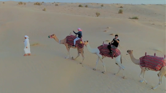 Video: Jelajah Padang Pasir di Dubai Ultimate Challenge Episode 5 (36028)