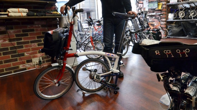 5 Sepeda Termahal di Dunia, Ternyata Brompton Tak Masuk Daftar (3035)