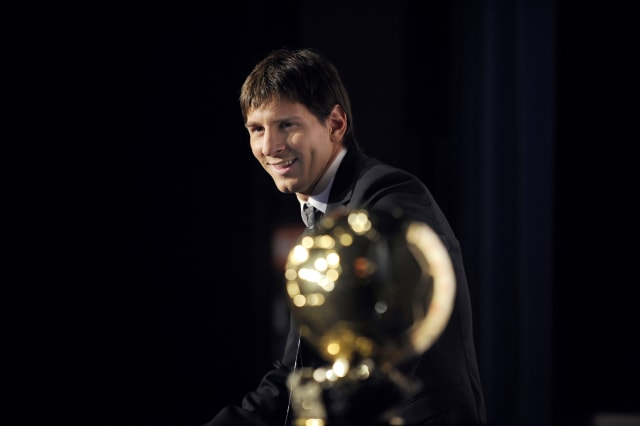 Lionel Messi, Ballon d'Or 2009