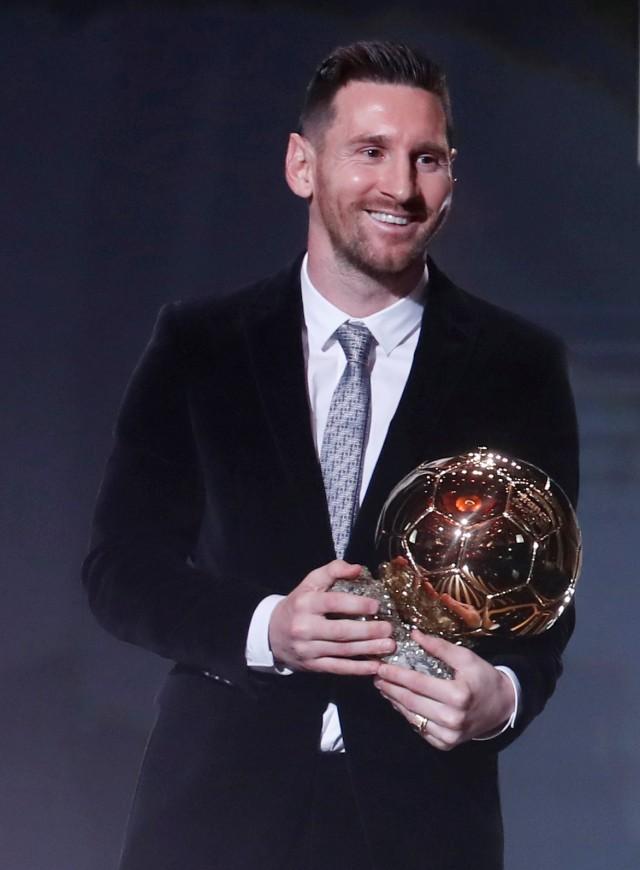 Lionel Messi, Ballon d'Or 2019, POTRAIT