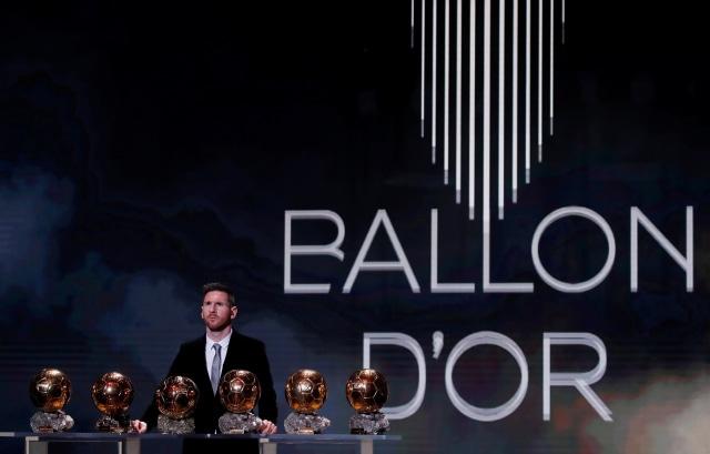 Lionel Messi, Ballon d'Or 2019