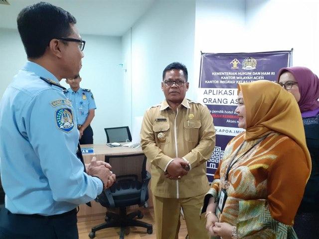 Wali Kota Banda Aceh, Aminullah Usman