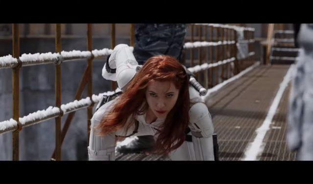 Kembalinya Scarlett Johansson di Teaser Trailer 'Black Widow' (533111)