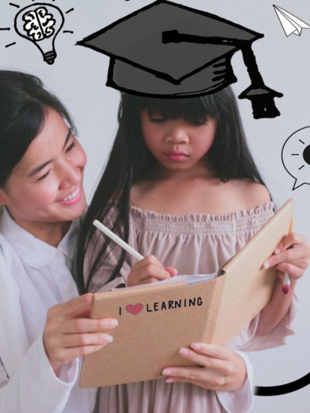 Tips Tingkatkan Minat Belajar Anak, Orang Tua Perlu Tahu! (569855)