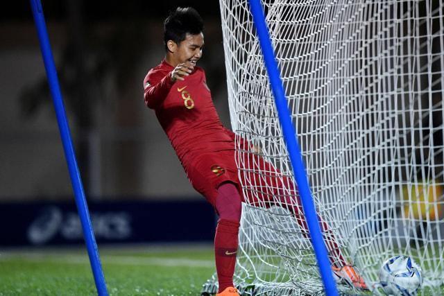 Timnas U-23 Indonesia melawan Brunei Darussalam