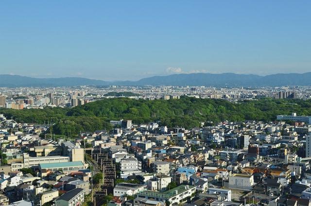Daisenryo Kofun di Jepang
