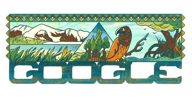 Taman Nasional Lorentz Papua Hiasi Google Doodle Hari Ini (8526)