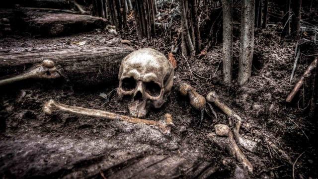 Kerangka Manusia Ini Dibunuh dengan Cara Paling Sadis dalam Sejarah (2)