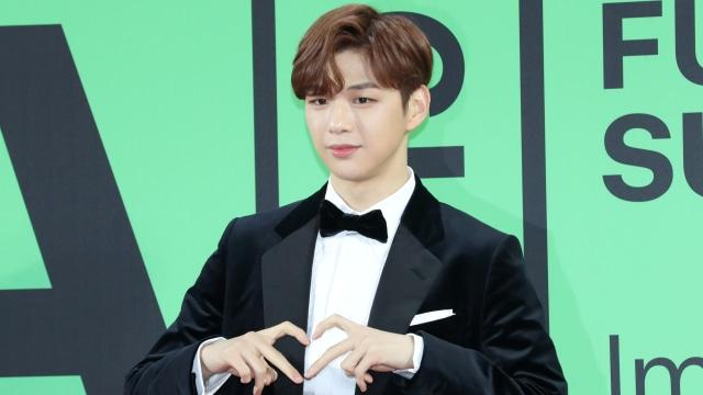 Penyanyi K-pop Kang Daniel