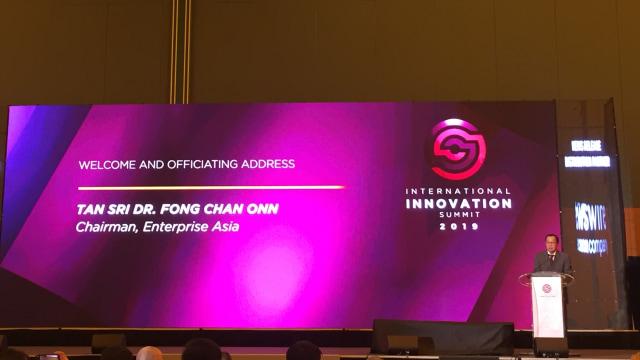 Singapura Tuan Rumah International Innovation Summit and Awards 2019 (71184)