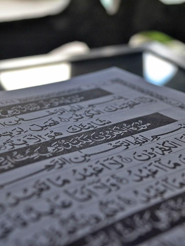 Parenting Islami: Tips agar Anak Bisa Hafal Al-Quran  (66679)