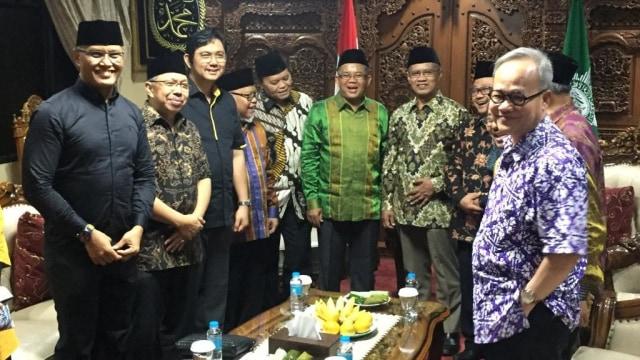 PKS Bertemu Muhammadiyah, Diskusi soal Islam hingga Reformasi (118825)
