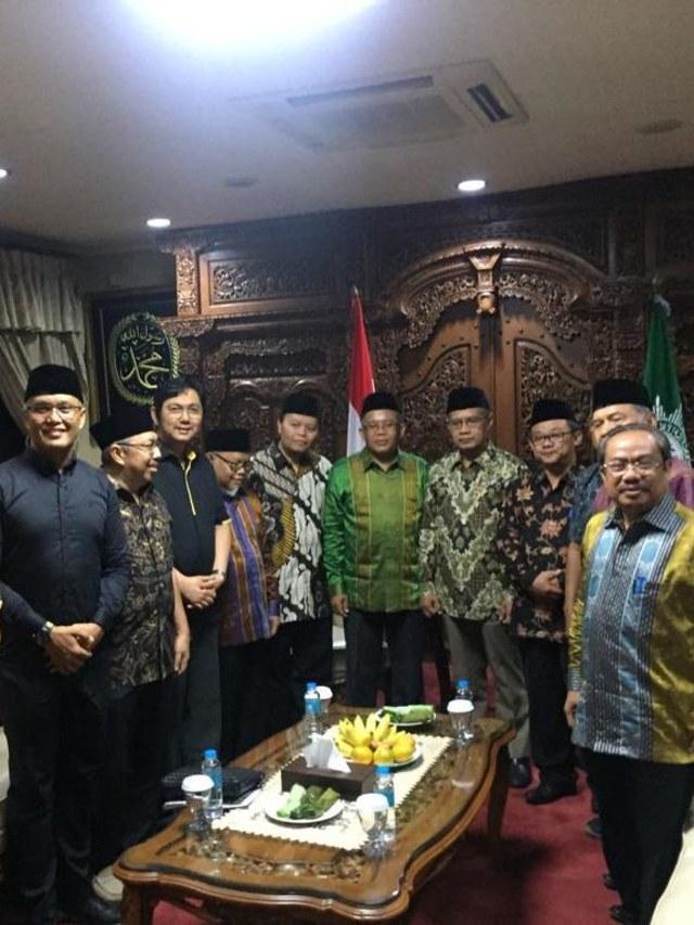 PKS Bertemu Muhammadiyah, Diskusi soal Islam hingga Reformasi (118824)