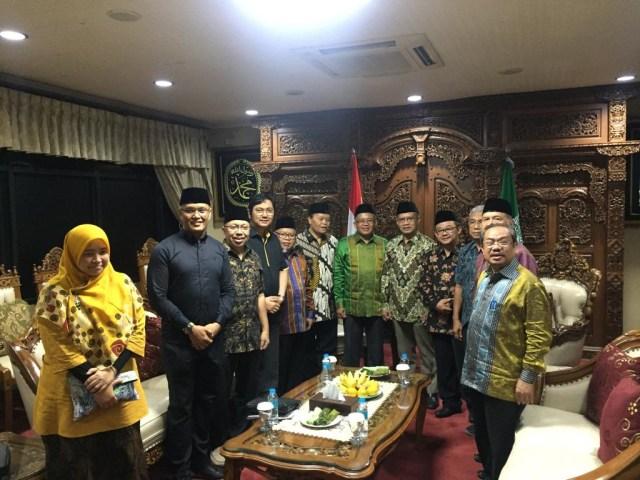 PKS Bertemu Muhammadiyah, Diskusi soal Islam hingga Reformasi (118826)