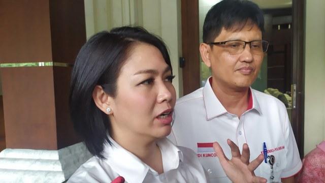 Staf Khusus Presiden Bidang Hukum Dini Shanti Purwono