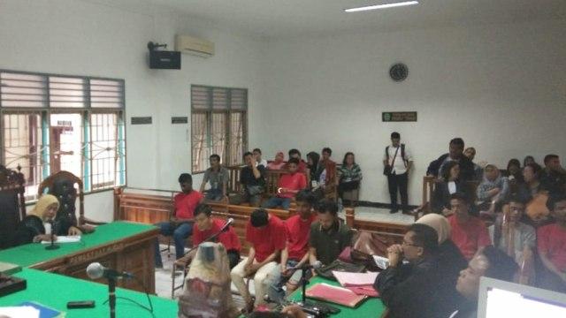 4 Kurir 17,6 Kg Sabu di Medan Divonis Penjara Seumur Hidup (271457)